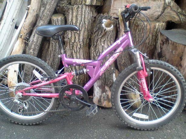 Велосипед 20 дюймов с передачами для мальчика или девочки - от 5 лет.