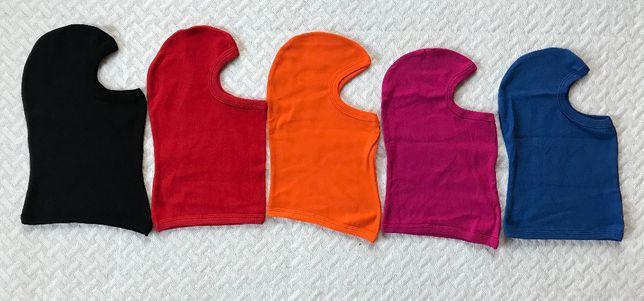 Kominiarki - uniewrsalny rozmiar - różne kolory.