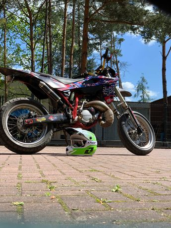 MOTOR Husqvarna SM125 rejestr. na 50