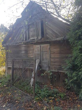Oddam dom drewniany do rozbiórki