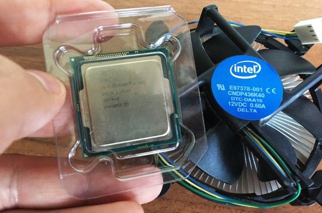 Процессор Intel Core i5 - 4460 с кулером - Socket 1150