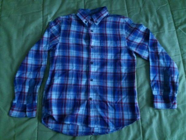 Camisa Flanela H&M (9-10 Anos)