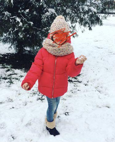 Зимова 128 см Zara