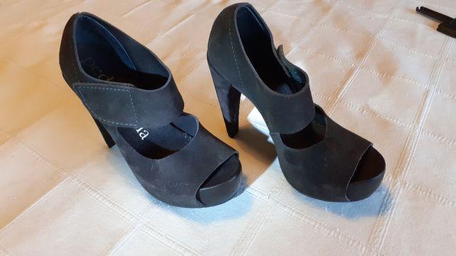 Sapato Pedro García, novo tamanho 37
