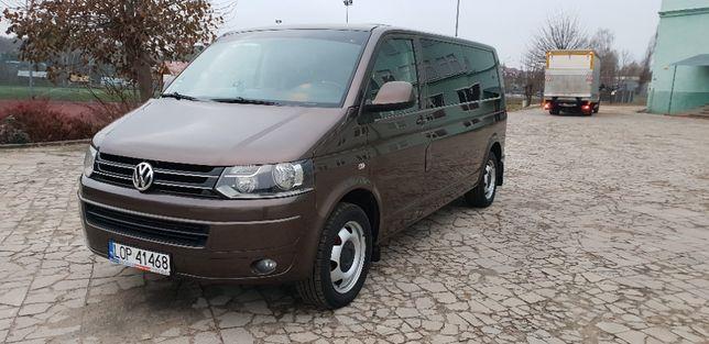 Caravelle 150zł Automat VIP Bus 8-9os Full opcja wynajem wypożyczalnia
