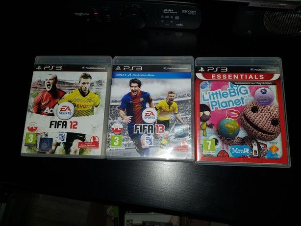 Playstation 3 Gry PS3 Fifa 12 Fifa 13