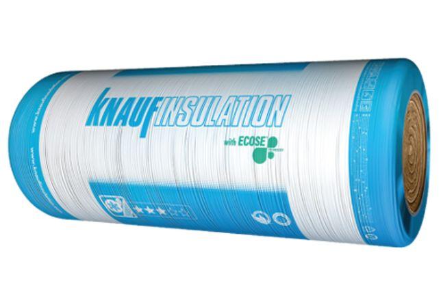 Wełna mineralna szklana Knauf 039 Naturoll Pro 10cm lambda 0,039 ,wata