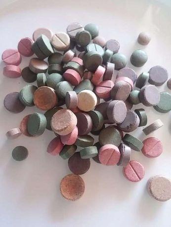 Comida Peixes em pastilhas Mix com 13 variedades avulso