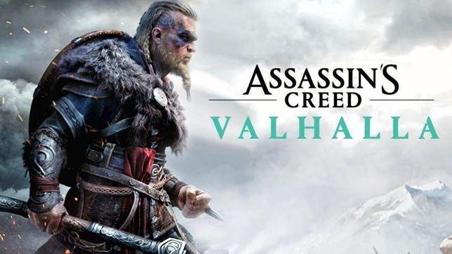 Assassin's Creed Valhalla и Odyssey для PC/ПК, Xbox One S/X, PS4,5