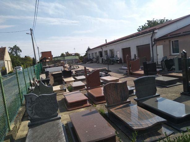 Sprzedam działający Zakład Kamieniarski + Dom