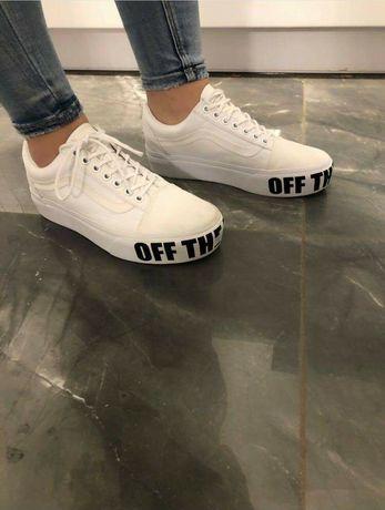 Buty/tenisówki Vans na platformie