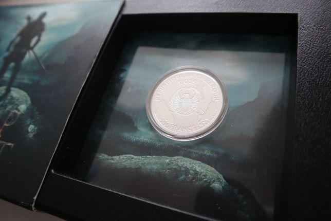 "Срібна монета ""Захар Беркут"" (рос. Серебряная монета ""Захар Бэркут"""