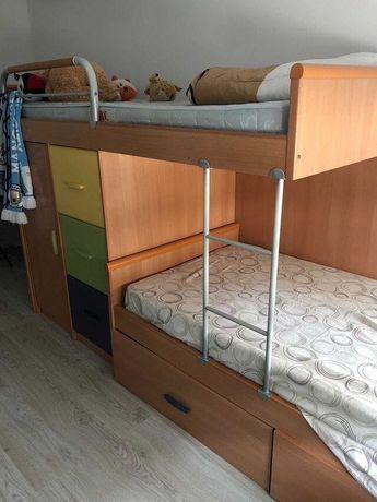 Vendo cama beliche