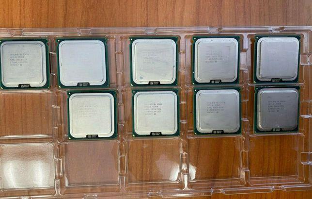 Intel Xeon L5420/E5420 2.5ghz (Socket 775) Lga Процессор