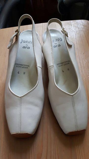 Buty ARA skórzane damskie