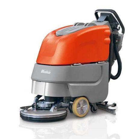 Wynajem maszyny czyszczącej posadzki Hako ,czyszczenie posadzek