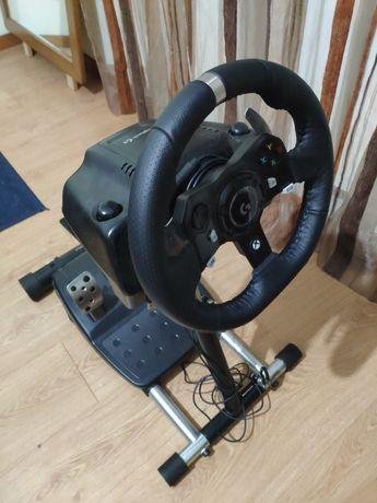 Logitech g920 + wheel stand pro