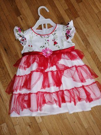 Sukieneczka krótki rekaw