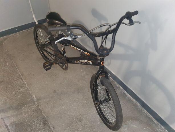 BMX rower malo uzywany