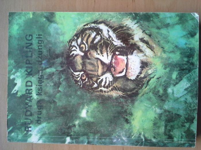 Księga Dżungli, Druga Księga Dżungli, Rudyard Kipling Warszawa - image 1