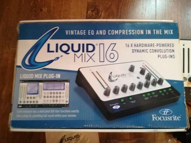 Procesor dsp focusrite liquid mix