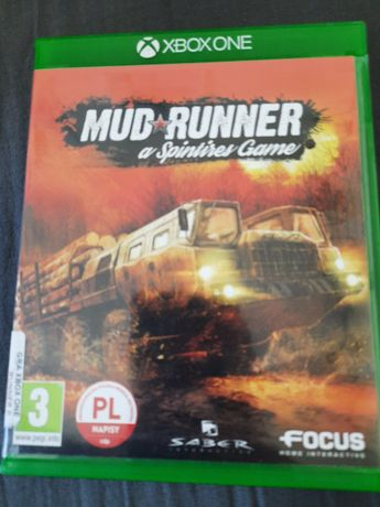 Mudrunner Spintires gra Xbox one