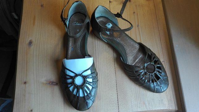 buty sandały damskie Clarks roz 39