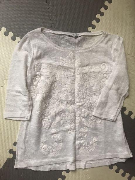 Bluzka Reserved S-M 36-38 biała