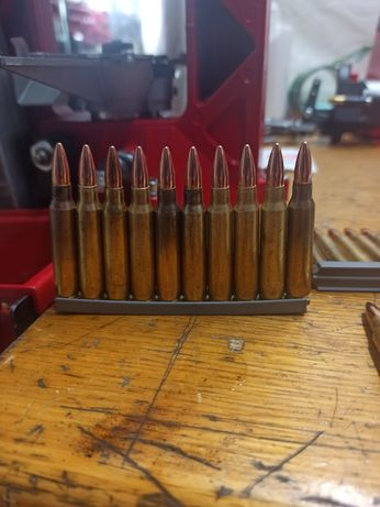 amunicja 223 Rem M16 dekoracyjna atrapy