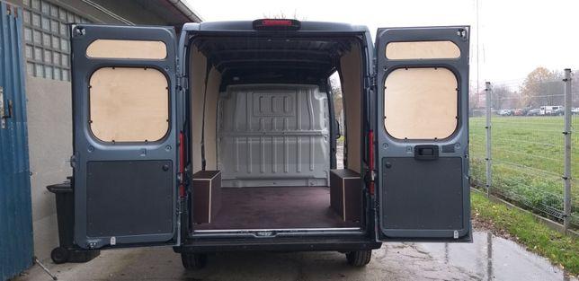 Zabudowy busów wszystkich marek! Podłogi,boki,nadkola- sklejka plastik
