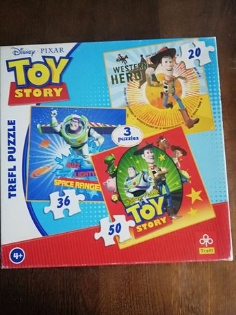 Puzzle Toy Story *3