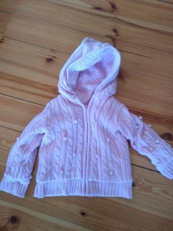 Bluza,sweterek bardzo ciepły,kurtka,roz.116