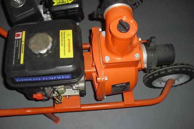 Moto- Bomba , 6 hp, gasolina