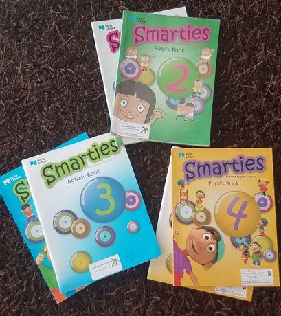 Livros - Smarties Inglês Primary - Pupil's Book 2º, 3º e 4º