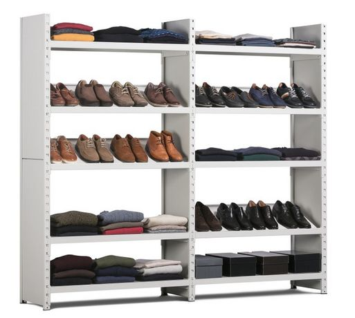 Estantes de Roupa e Sapatos