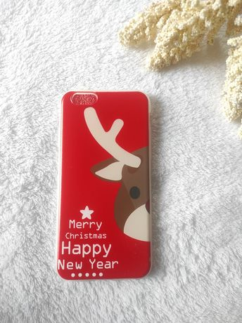 Nowy case etui iPhone 6 6s świąteczny święta