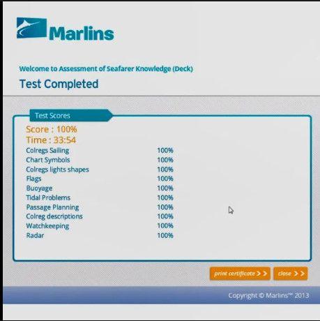 Safebridge, iTest wallem, Epicgas, Videotel, SETS+, Marlins, CES и др