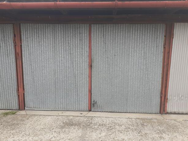 Drzwi garażowe blacha ocynk