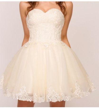 Sprzedam sukienke na ślub cywilny