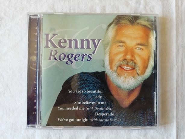 Kenny Rogers - Country Legends