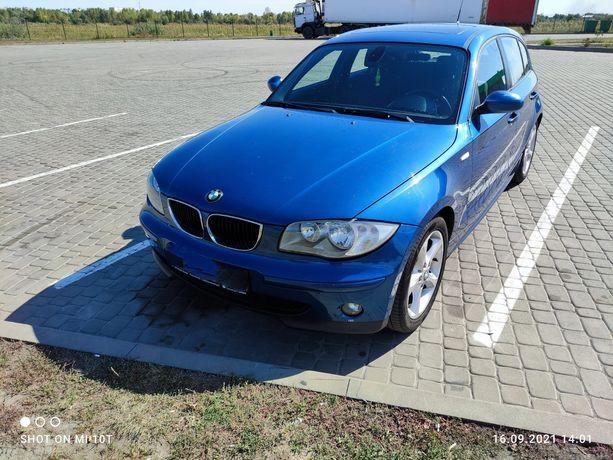 Продам BMW 1 series