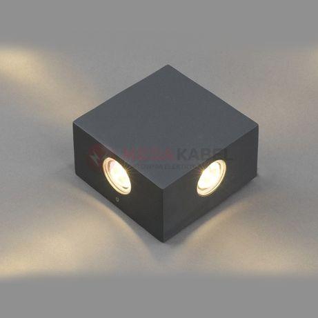 Kinkiet ogrodowy ZEM LED 4x1W 230V 4444