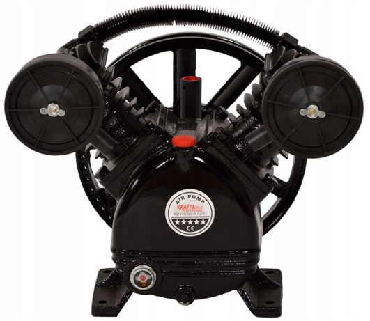 SPRĘŻARKA powietrza DWUTŁOKOWA 400l/min kompresor