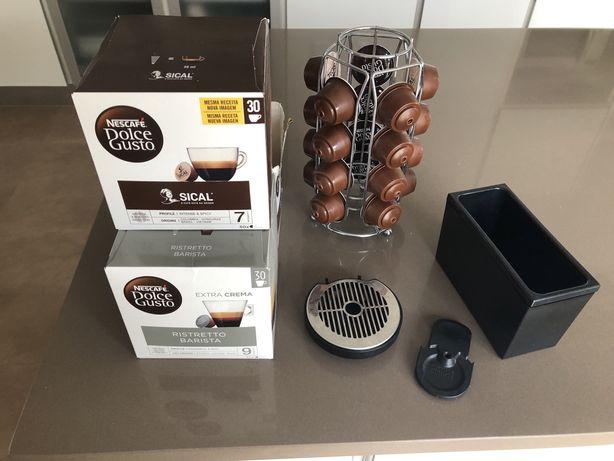 Acessórios Maquina de Cafe e Capsulas