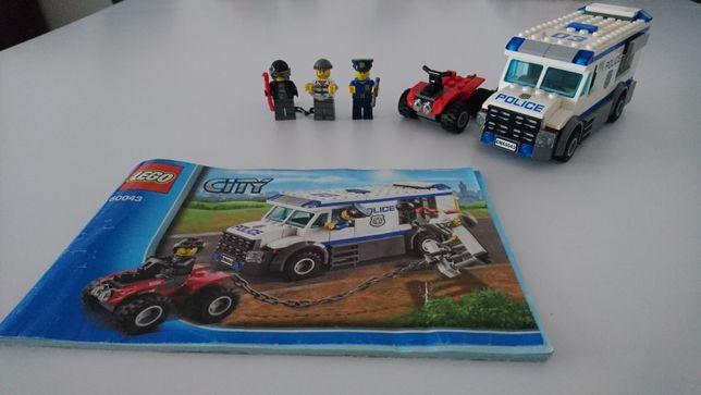 Lego 60043