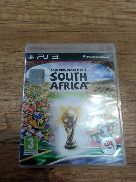 Sprzedam grę 2010 south africa jak nowa nie ma rysy