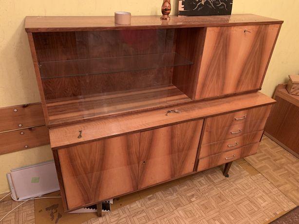Komoda Violetta sideboard PRL retro vintage jamnik wysyłka