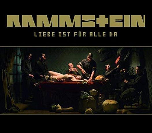 Футболка Rammstein Рамштайн