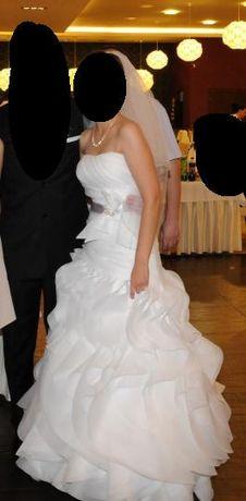 Suknia ślubna 36 salon Isabel Cena do negocjacji.