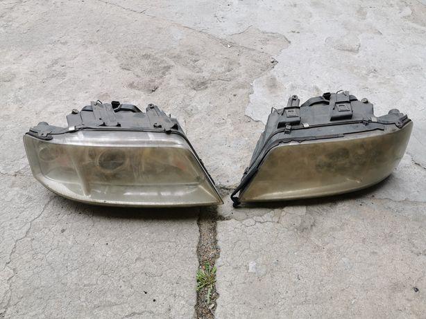 Lampy audi a6 z 2001r ksenony, stan słaby
